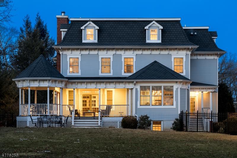 Частный односемейный дом для того Продажа на 755 Prospect Street Westfield, Нью-Джерси 07090 Соединенные Штаты