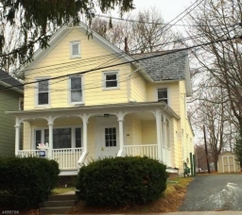 Maison unifamiliale pour l à louer à 18 Washington Street Newton, New Jersey 07860 États-Unis