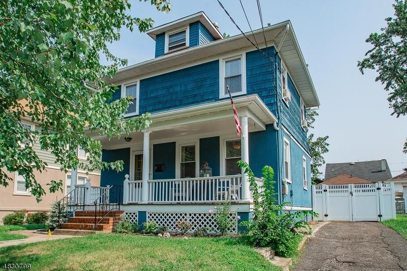 Tek Ailelik Ev için Satış at 101 PROSPECT Avenue Maywood, New Jersey 07607 Amerika Birleşik Devletleri