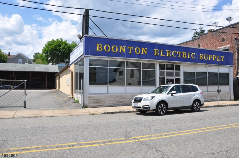 Commercial for Rent at 120 DIVISION Street Boonton, New Jersey 07005 United States