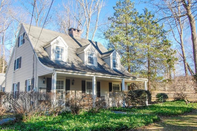 Single Family Homes 용 매매 에 Chester, 뉴저지 07930 미국