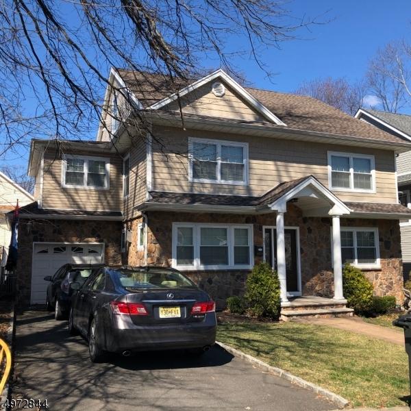 Single Family Homes por un Venta en Nutley, Nueva Jersey 07110 Estados Unidos