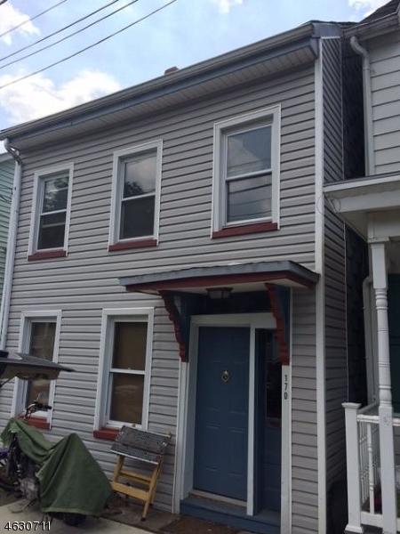 Casa Unifamiliar por un Venta en 170 Washington Street Phillipsburg, Nueva Jersey 08865 Estados Unidos