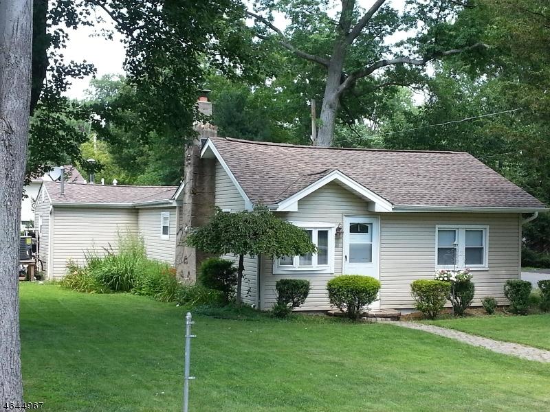 Single Family Home for Sale at 86 Hiawatha Blvd Lake Hiawatha, New Jersey 07034 United States