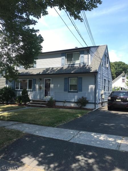 Casa Unifamiliar por un Alquiler en 11 Union Place Bloomfield, Nueva Jersey 07003 Estados Unidos