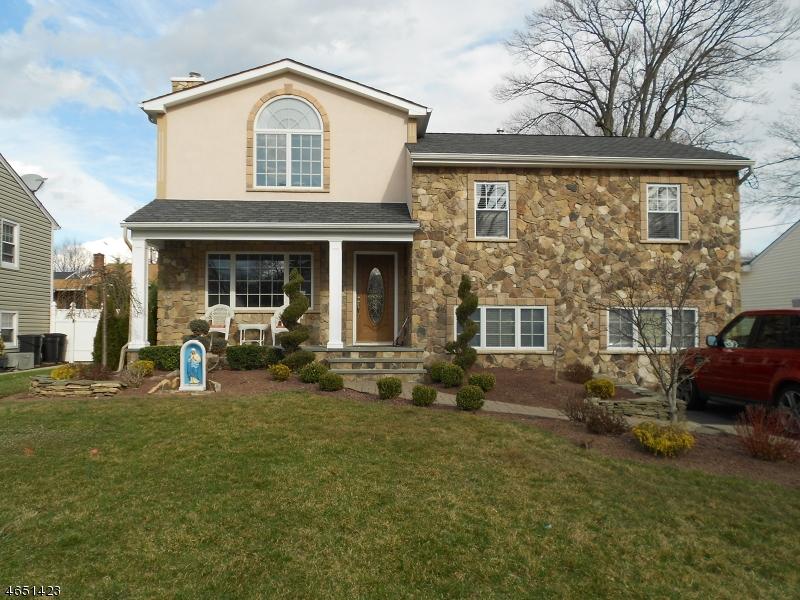 Maison unifamiliale pour l Vente à 31 N 6th Street Kenilworth, New Jersey 07033 États-Unis