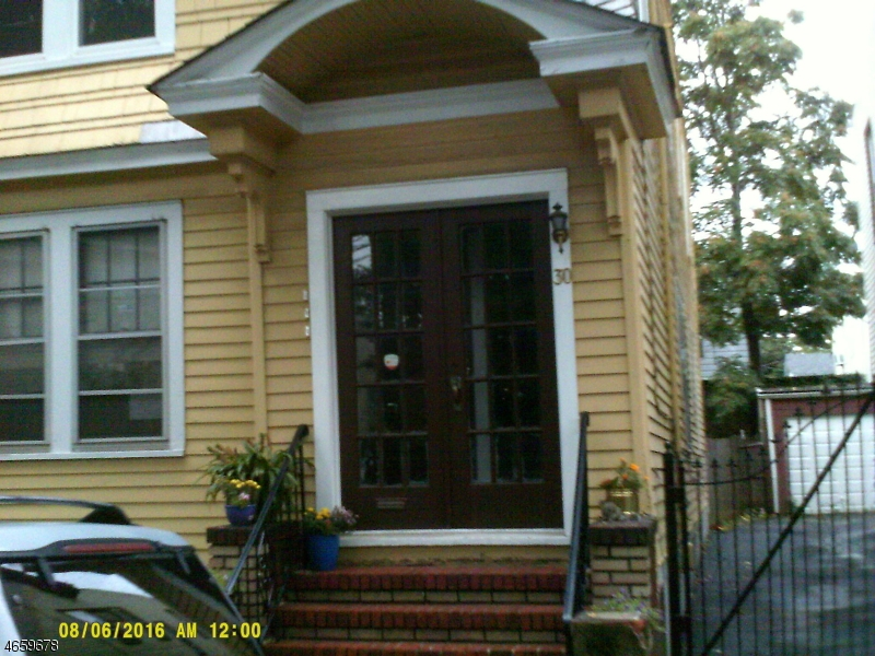 Single Family Home for Rent at 30 Underwood Street Newark, New Jersey 07106 United States