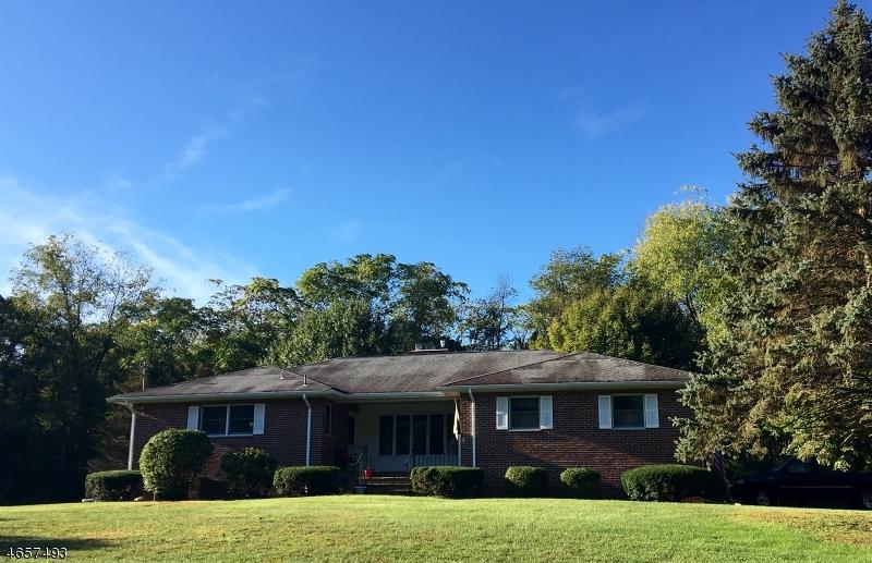 独户住宅 为 销售 在 15 Benton Road Columbia, 新泽西州 07832 美国