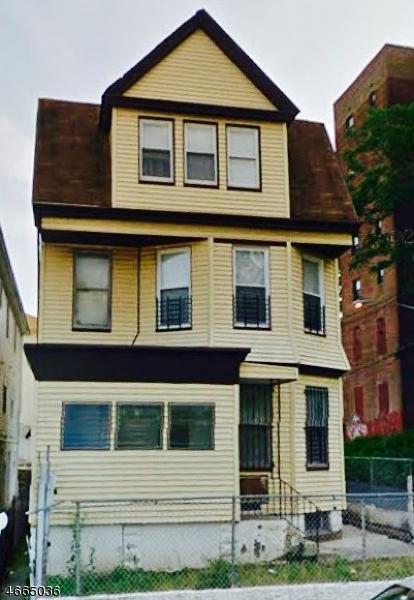 多户住宅 为 销售 在 62 Arlington Avenue 纽瓦克市, 新泽西州 07104 美国