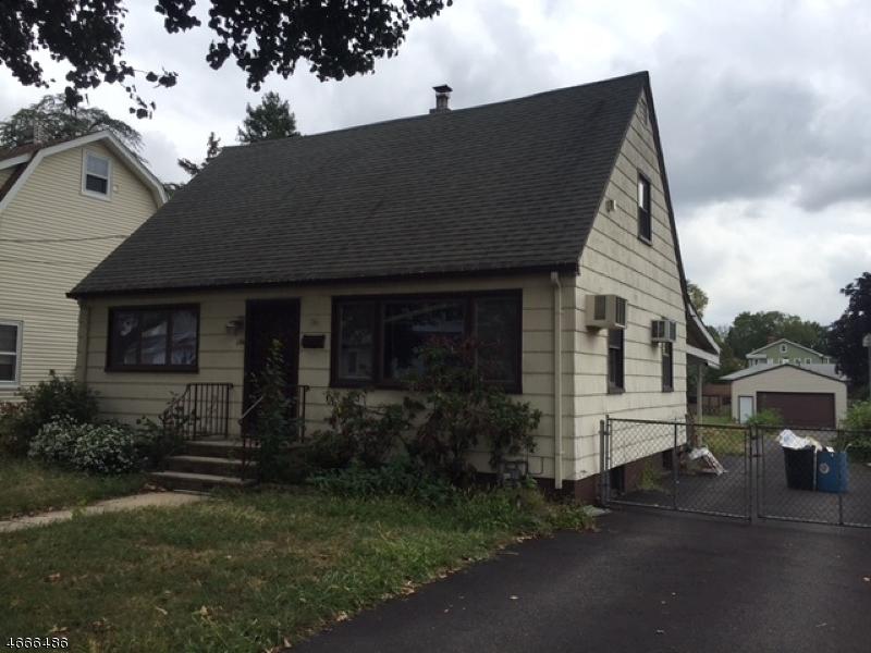 Частный односемейный дом для того Аренда на 136 Virginia Street Hillside, Нью-Джерси 07205 Соединенные Штаты