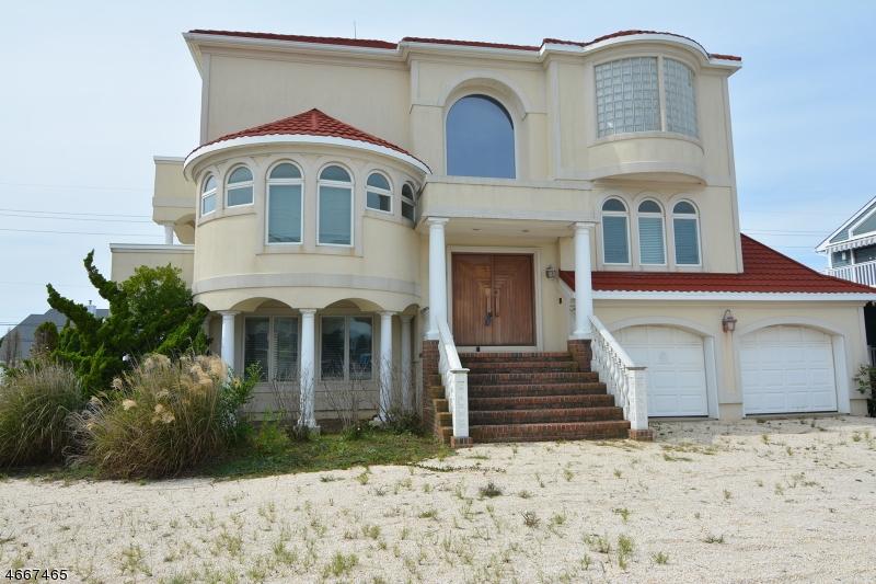 Частный односемейный дом для того Продажа на 383 ROUTE 35 Mantoloking, Нью-Джерси 08738 Соединенные Штаты