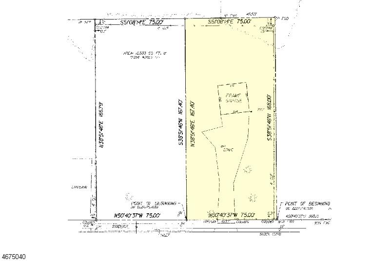 Земля для того Продажа на 19 Orchard Place Cedar Knolls, Нью-Джерси 07927 Соединенные Штаты