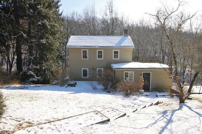 Single Family Home for Sale at 18 Sanatorium Road Glen Gardner, New Jersey 08826 United States