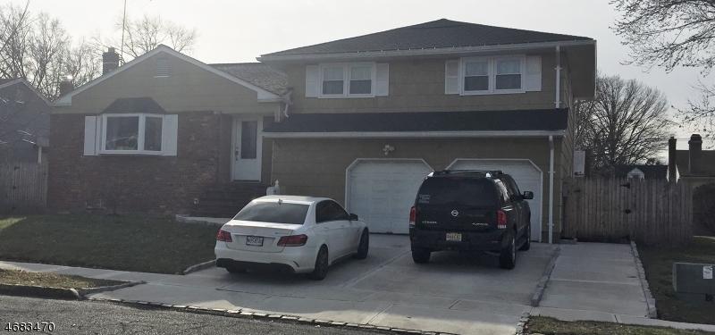 Частный односемейный дом для того Продажа на 750 Moses Drive Rahway, Нью-Джерси 07065 Соединенные Штаты