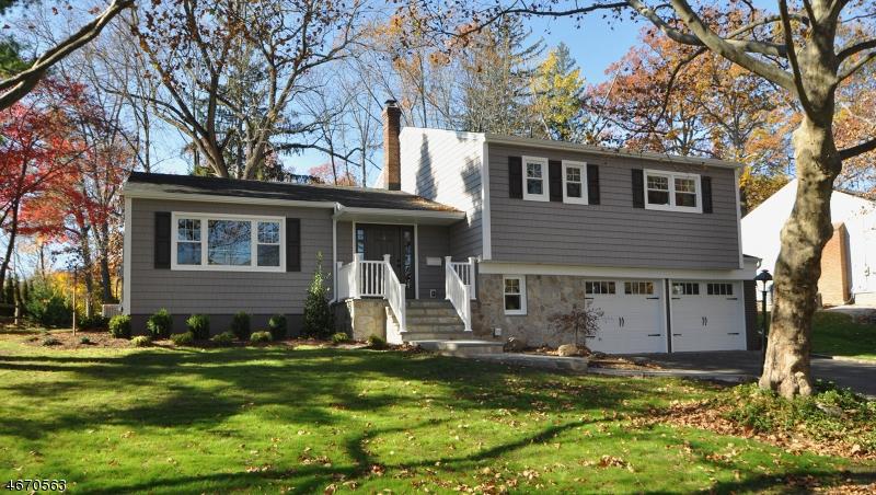 Частный односемейный дом для того Продажа на 4 Stafford Drive Madison, 07940 Соединенные Штаты