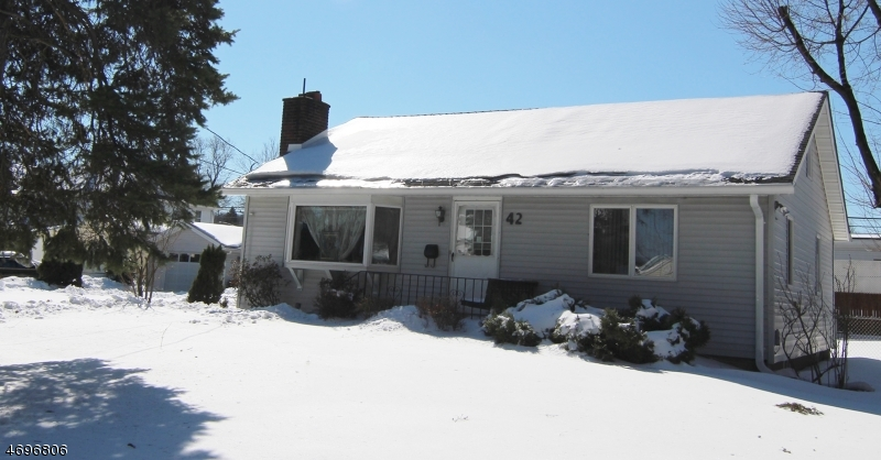 Single Family Home for Sale at 42 N First Avenue Mine Hill, New Jersey 07803 United States