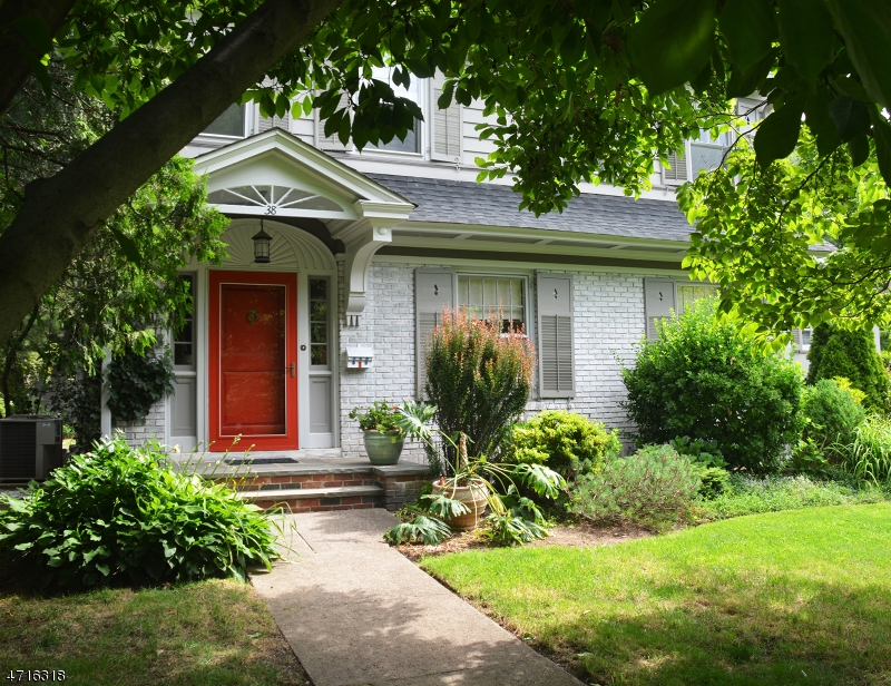Single Family Home for Rent at 38 Ardsley Road Montclair, New Jersey 07042 United States