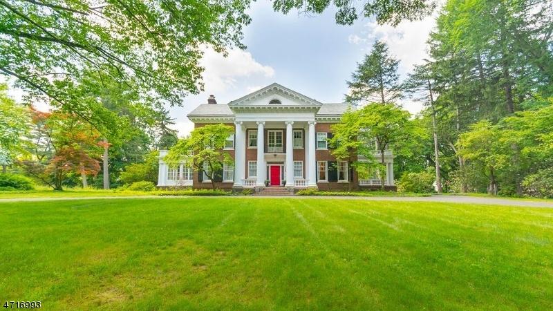 独户住宅 为 销售 在 980 HILLSIDE Avenue 平原镇, 新泽西州 07060 美国