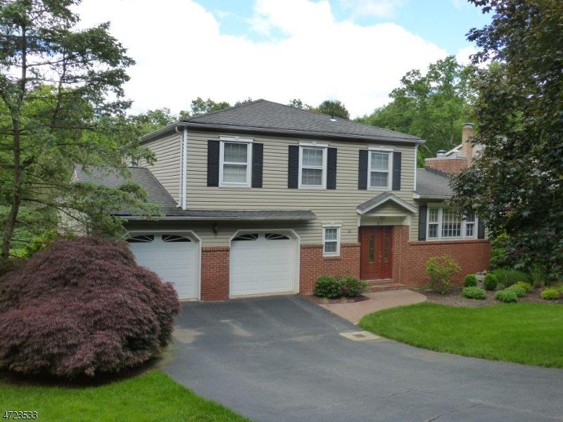 Maison unifamiliale pour l Vente à 2 Doremus Drive Parsippany, New Jersey 07054 États-Unis