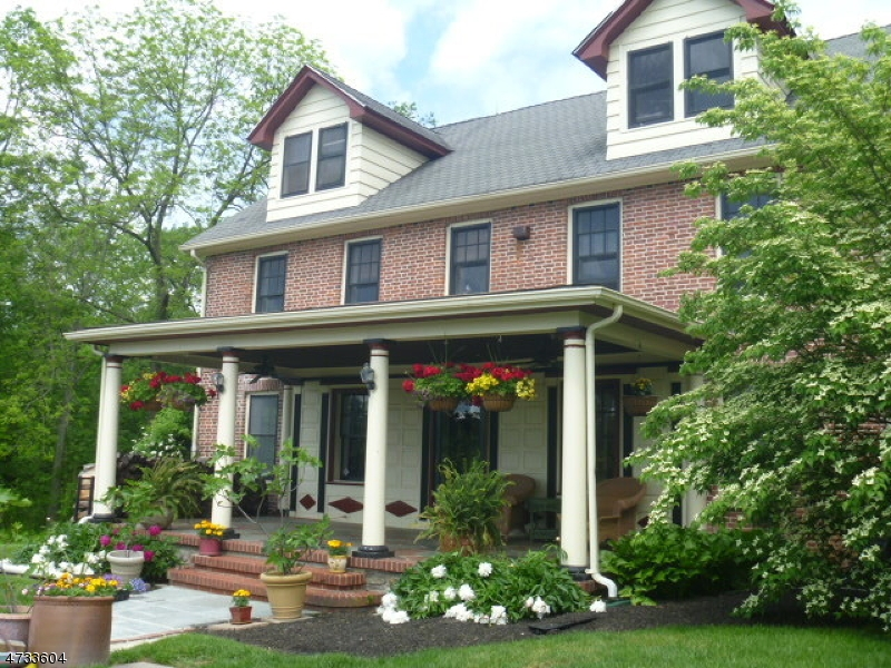 Single Family Home for Sale at 551 Hope-Blairstown Road Hope, New Jersey 07825 United States