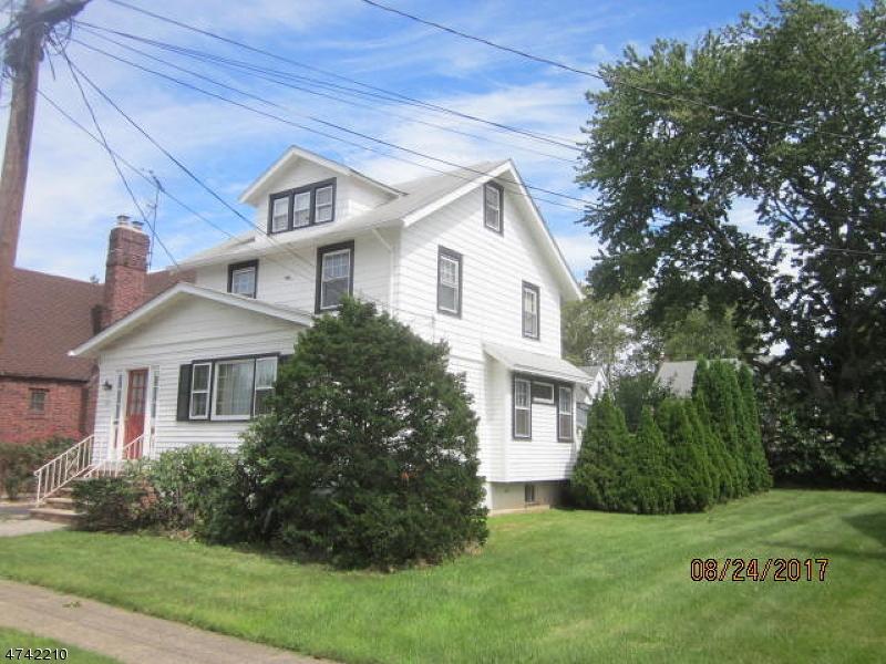 独户住宅 为 销售 在 135 Sinclair Avenue Union, 新泽西州 07083 美国