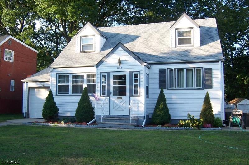 Maison unifamiliale pour l à louer à 1065 Cranbrook Road Union, New Jersey 07083 États-Unis