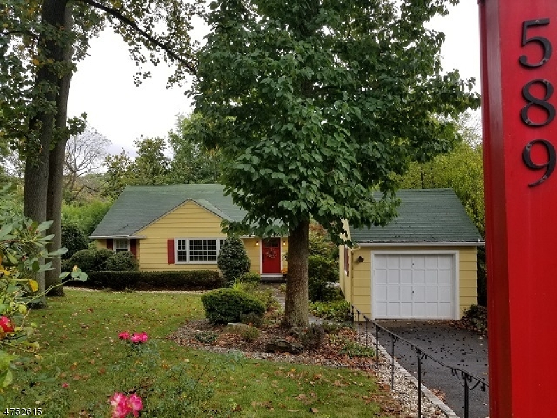 Частный односемейный дом для того Продажа на 589 Highland Avenue Little Falls, Нью-Джерси 07043 Соединенные Штаты