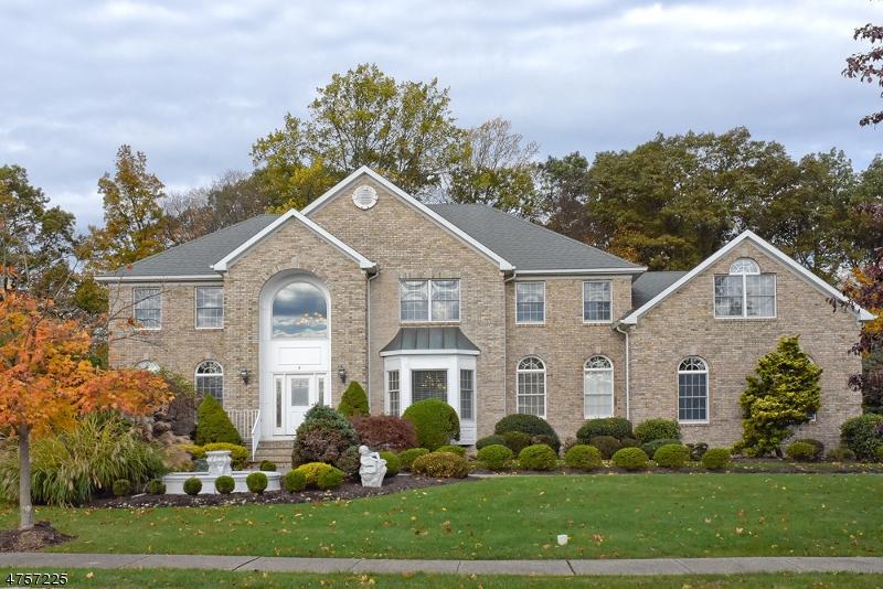 Частный односемейный дом для того Аренда на 4 Cedar Gate Road Denville, Нью-Джерси 07834 Соединенные Штаты
