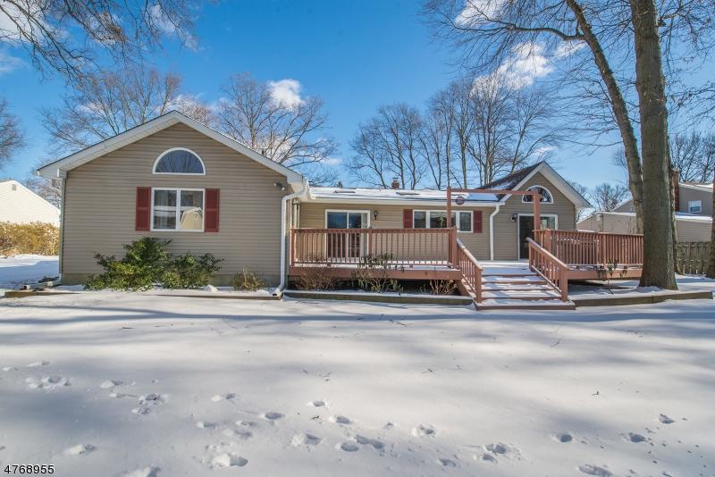 Maison unifamiliale pour l Vente à 12 Garden Street Lincoln Park, New Jersey 07035 États-Unis