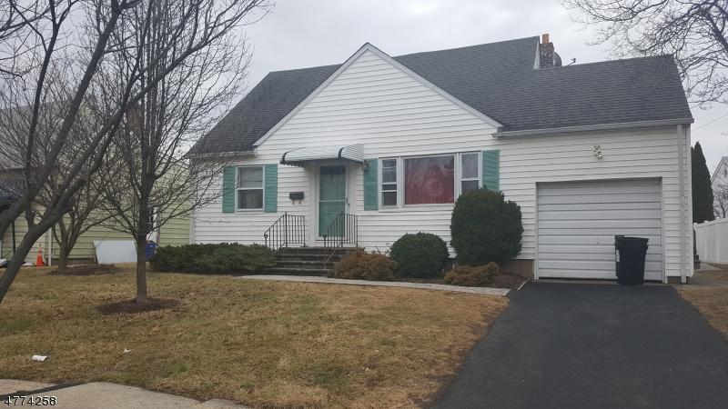 独户住宅 为 销售 在 1253 Plane Street Union, 新泽西州 07083 美国