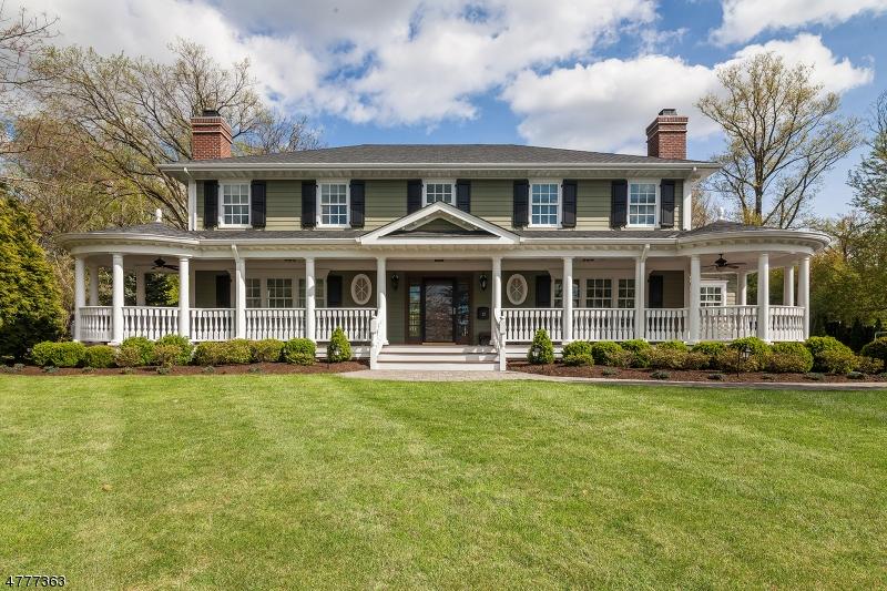 Casa Unifamiliar por un Venta en 17 Farbrook Drive Millburn, Nueva Jersey 07078 Estados Unidos