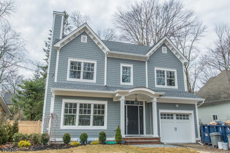 独户住宅 为 销售 在 177 Weston Avenue 查塔姆, 新泽西州 07928 美国