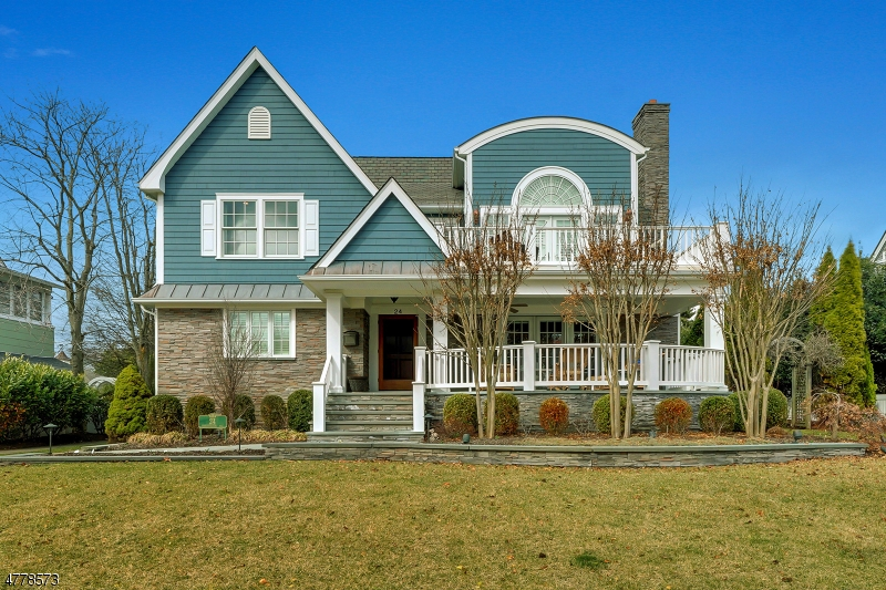 独户住宅 为 销售 在 24 Worthington Avenue 斯普林莱克, 新泽西州 07762 美国