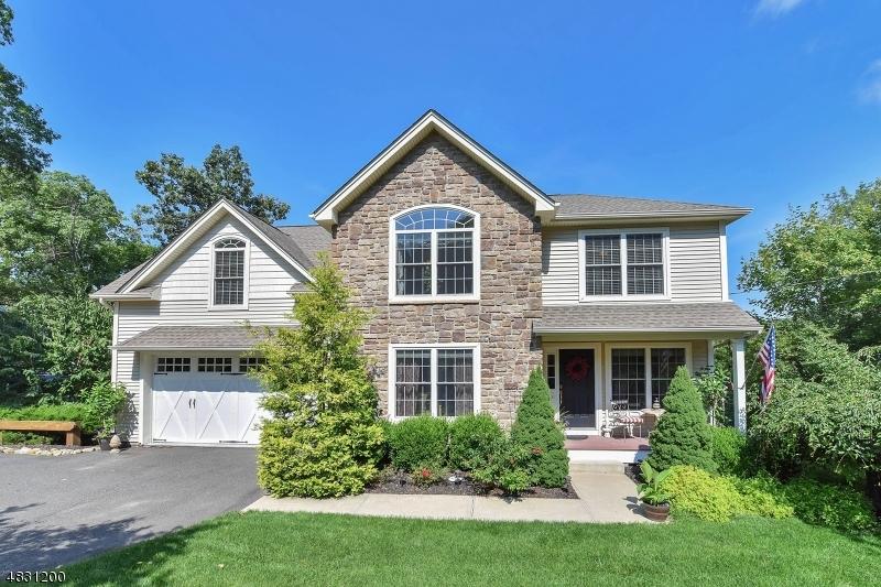 独户住宅 为 销售 在 2 CHINCOPEE ROAD Jefferson Township, 新泽西州 07849 美国