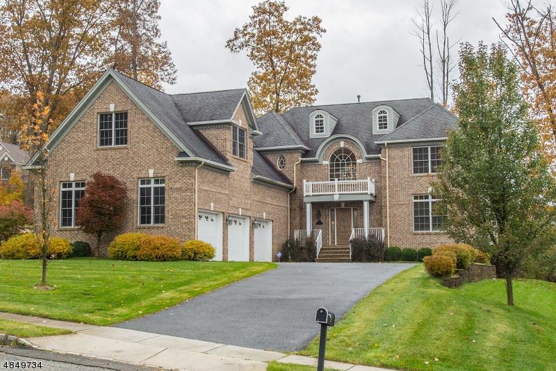 Enfamiljshus för Försäljning vid 4 JARED Place Mount Olive, New Jersey 07828 Usa