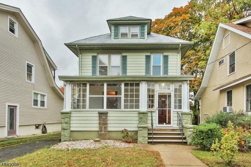 Частный односемейный дом для того Продажа на 250 SUMMIT Avenue Bogota, Нью-Джерси 07603 Соединенные Штаты