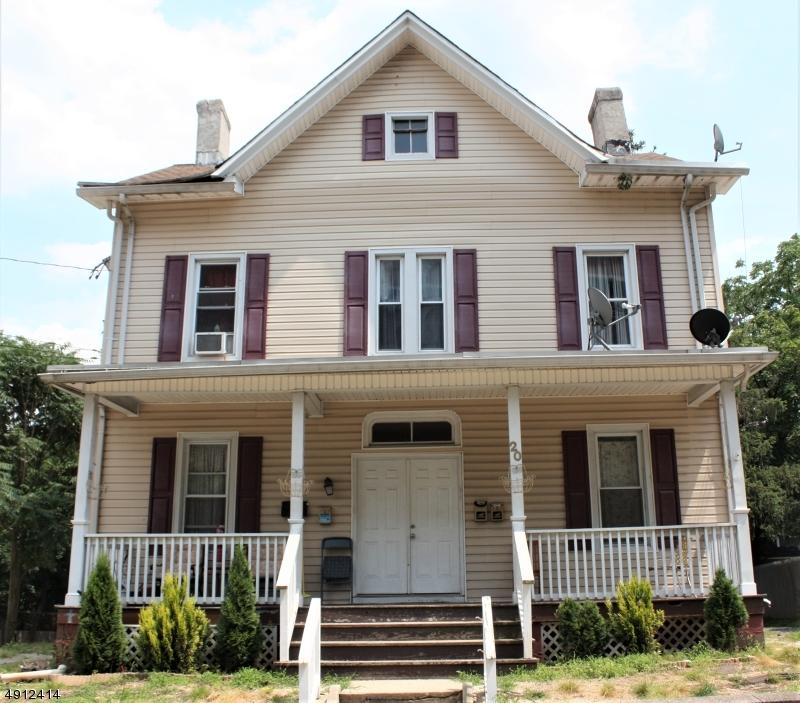 Multi-Family Homes för Försäljning vid Somerville, New Jersey 08876 Förenta staterna