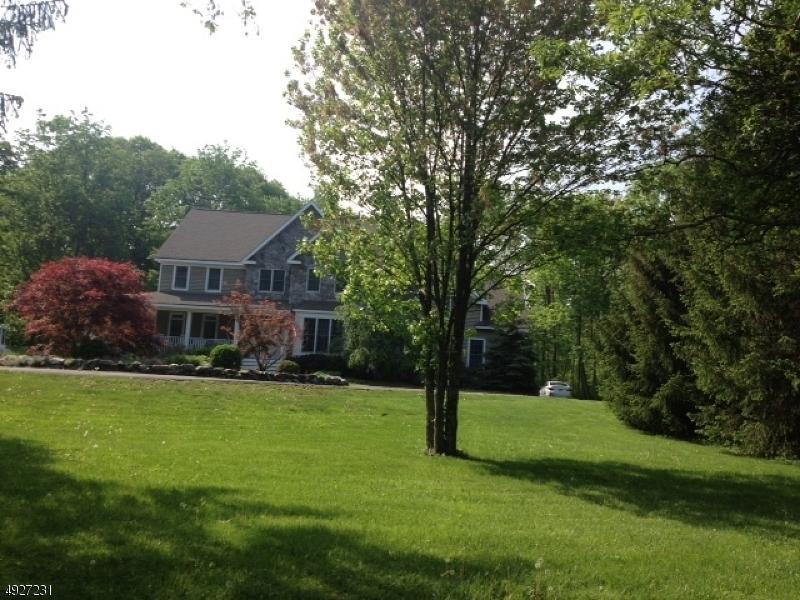 Single Family Homes för Försäljning vid Frankford Township, New Jersey 07826 Förenta staterna