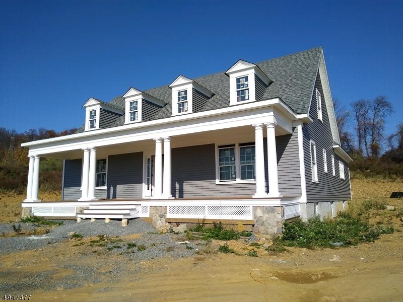 Single Family Homes pour l Vente à Holland Township, New Jersey 08804 États-Unis