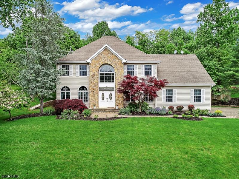 Single Family Homes 为 销售 在 Long Hill, 新泽西州 07980 美国