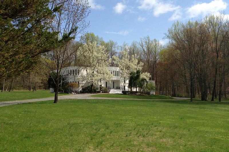 Maison unifamiliale pour l Vente à 25 Valley View Ave, harbou Titusville, New Jersey 08560 États-Unis