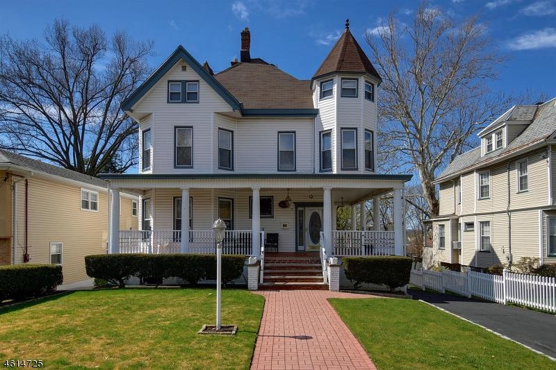Частный односемейный дом для того Продажа на 77-79 PlaceEASANT Place Kearny, 07032 Соединенные Штаты
