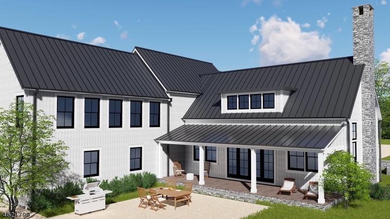 Частный односемейный дом для того Продажа на 13 River Farm Lane Far Hills, 07931 Соединенные Штаты