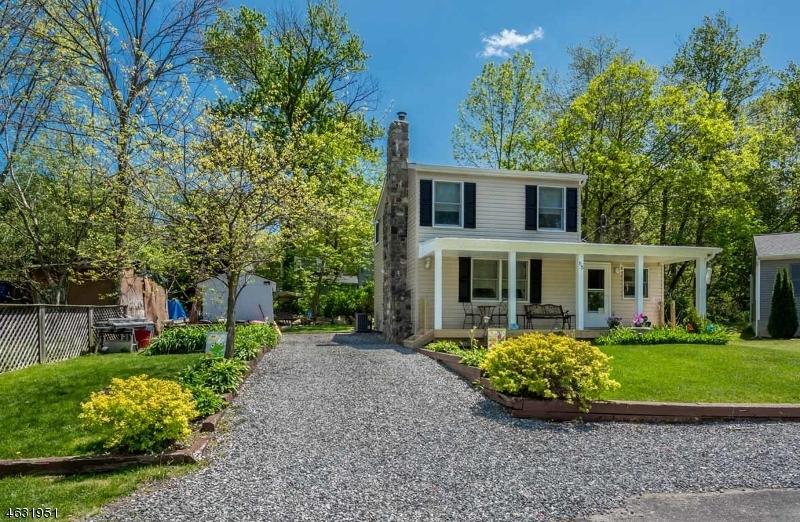 Частный односемейный дом для того Продажа на 55 E Shore Trail Stockholm, Нью-Джерси 07460 Соединенные Штаты