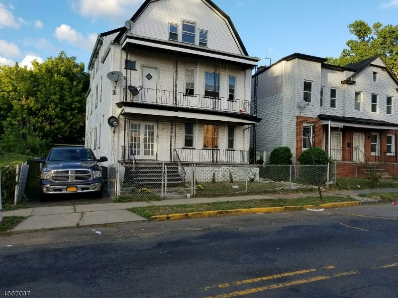 Multi-Family Home for Sale at Address Not Available East Orange, 07017 United States