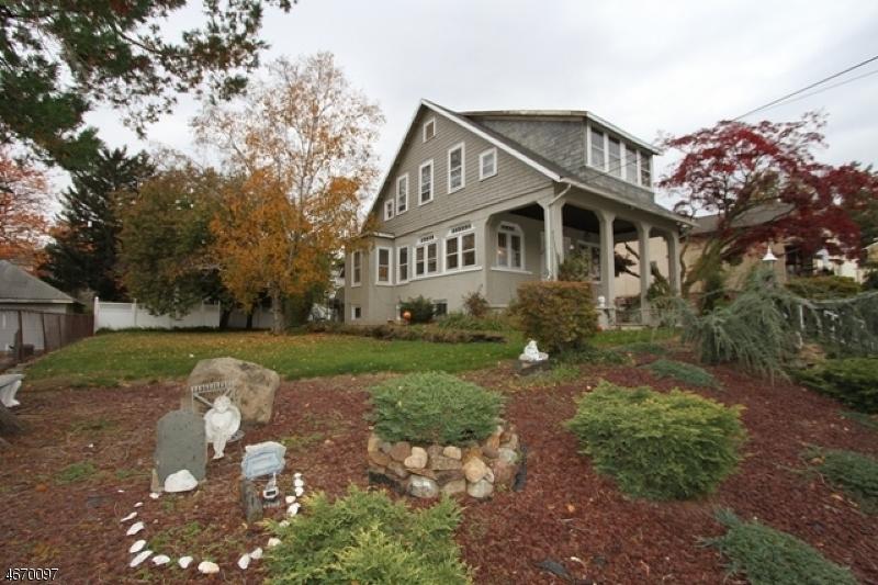 Частный односемейный дом для того Продажа на 10 Lincoln Street Hawthorne, 07506 Соединенные Штаты