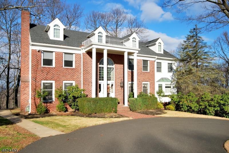Частный односемейный дом для того Продажа на 38 Timberline Drive Bridgewater, 08807 Соединенные Штаты
