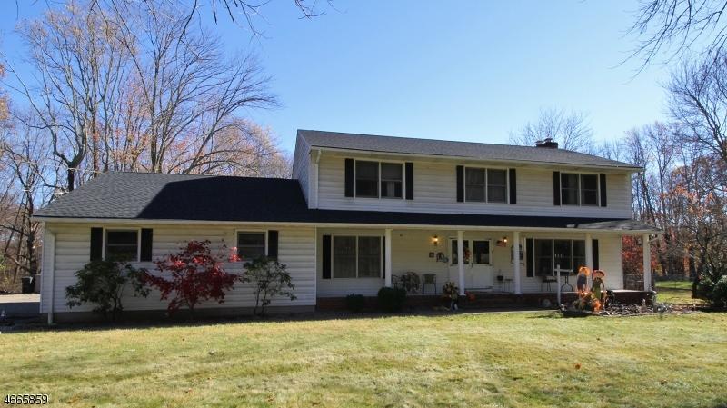 Частный односемейный дом для того Продажа на 167 Emmans Road Flanders, Нью-Джерси 07836 Соединенные Штаты