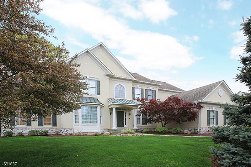 Частный односемейный дом для того Продажа на 29 Spruce Hollow Road Green Brook Township, Нью-Джерси 08812 Соединенные Штаты