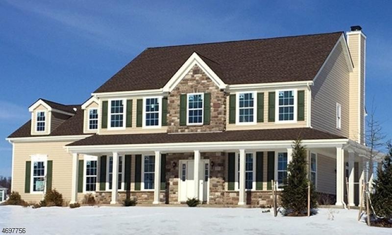独户住宅 为 销售 在 24 Highlands Way Lopatcong, 08865 美国